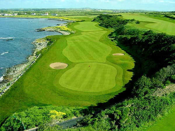 Ardglass Golf Club 11th Green